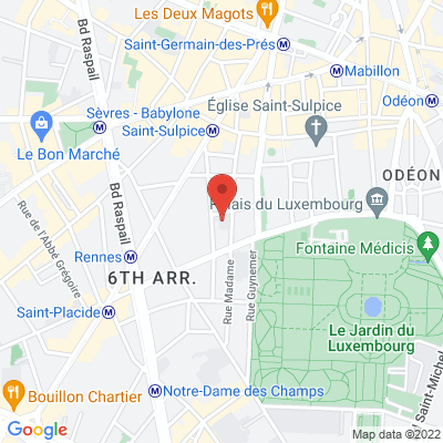 42 rue Madame, 75006 Paris 6e
