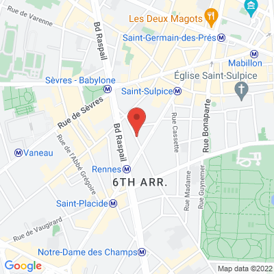9 rue d'Assas, 75006 Paris 6e