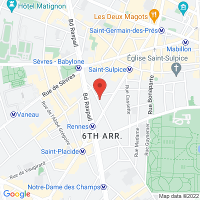 9 Rue D'assas 6e Arrondissement, 75006 Paris 6e