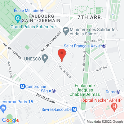 53 avenue de Segur, 75007 Paris 7e