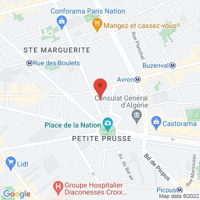 9 rue de Tunis, 75011 Paris 11e