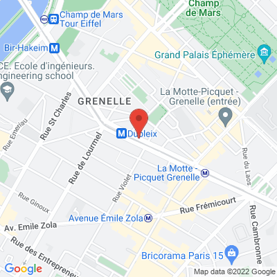 Avenue de Grenelle, 75015 Paris 15e