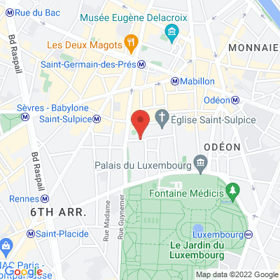 Place Saint-Sulpice, 75006 Paris 6e