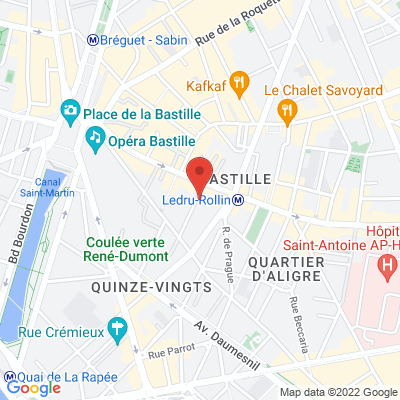 20 rue Saint-Nicolas, 75012 Paris 12e