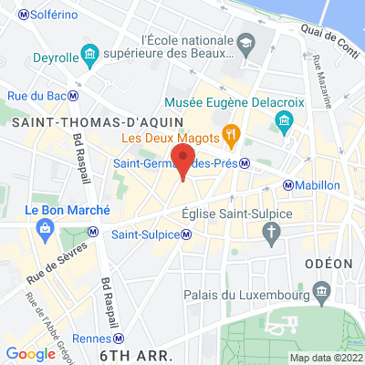 21 rue du Dragon, 75006 Paris 6e