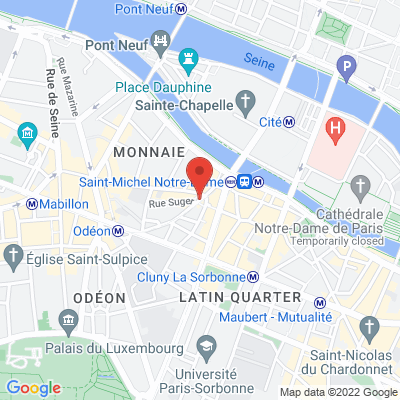 Place Saint André des Arts, 75006 Paris 6e