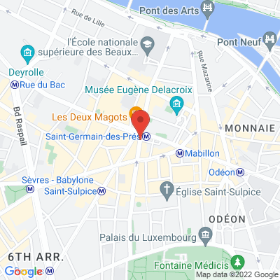 Place du Qebec, 75006 Paris 6e