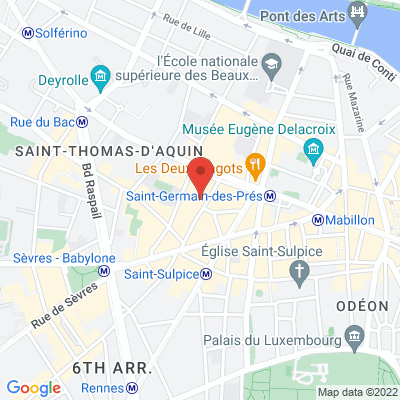 Rue du Dragon, 75006 Paris 6e