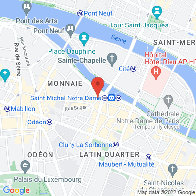 Place Saint Michel, 75006 Paris 6e