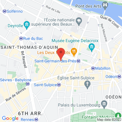 5 rue du Dragon, 75006 Paris 6e