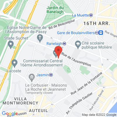 63 avenue Mozart, 75016 Paris 16e