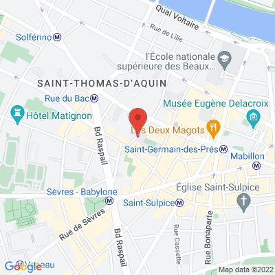 Sciences Po :  27 rue Saint Guillaume, 75007 Paris 7e
