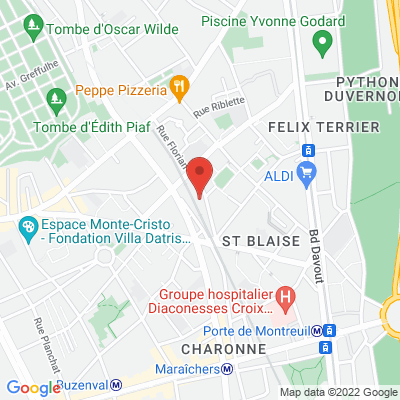 11/15 rue Courat, 75020 Paris 20e