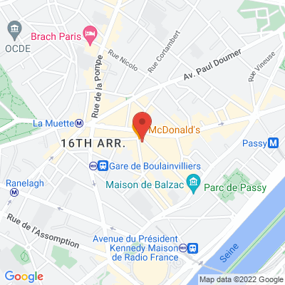 63 rue de l'Annonciation, 75016 Paris 16e