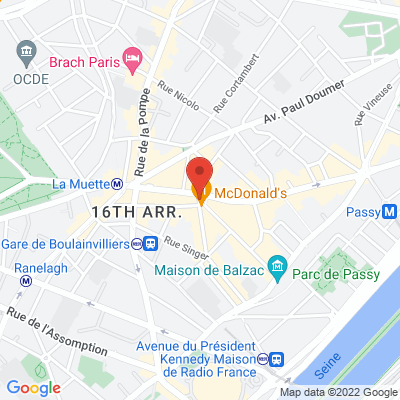 3 place de passy, 75016 Paris 16e