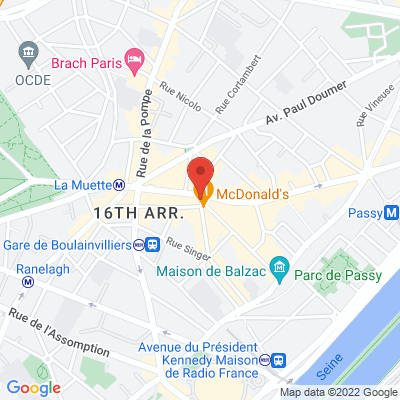 Place de Passy, 75016 Paris 16e
