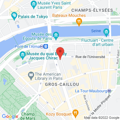Atelier Zoom, 75007 Paris 7e