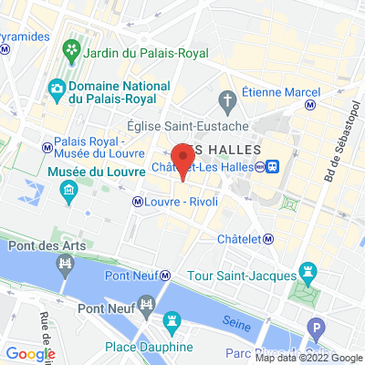 99 rue saint honoré, 75001 Paris 1er