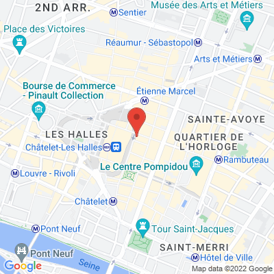 16 Rue Pierre Lescot, 75, France
