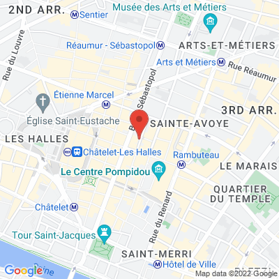 ANTI CAFE 73 RUE QUINCAMPOIX, 75003 Paris 3e