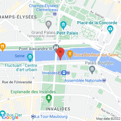 4 port des Invalides, 75007 Paris 7e