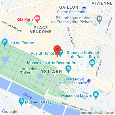 197 rue Saint Honoré, 75001 Paris 1er