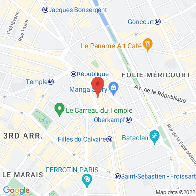 42 boulevard du temple, 75011 Paris 11e