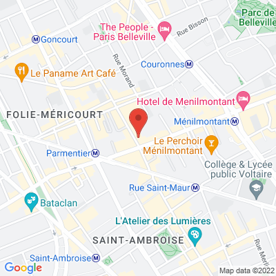 102 rue Saint-Maur, 75011 Paris 11e