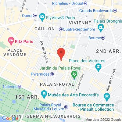 34 rue Sainte-Anne, 75001 Paris 1er