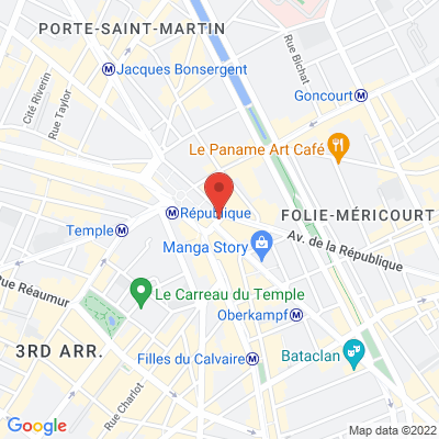 place de la République, 75011 Paris 11e