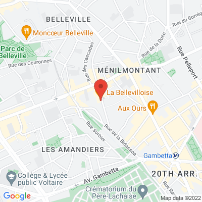 19 rue boyer, 75020 Paris 20e