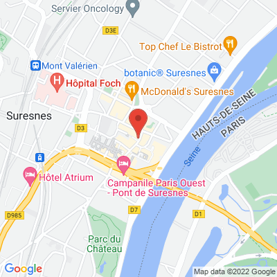 Place du General Leclerc cafe St Claude, 92150 Suresnes