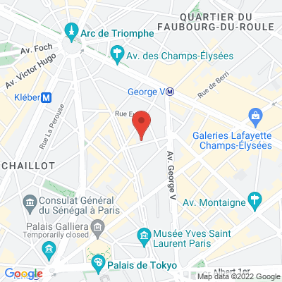 10 rue Christophe Colomb, 75008 Paris 8e
