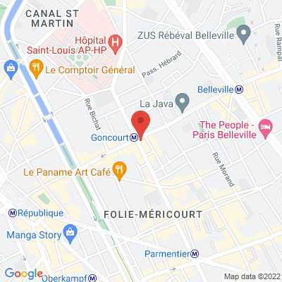 150 avenue Parmentier, 75010 Paris 10e