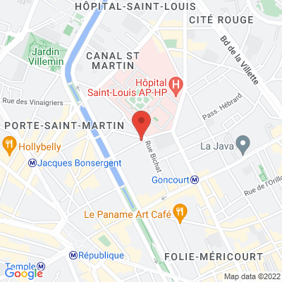 Rue Alibert, 75010 Paris 10e