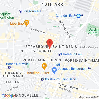 73 rue du Faubourg Saint-Denis, 75010 Paris 10e