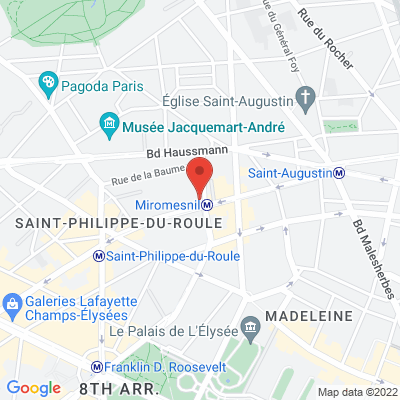 1 avenue Percier, 75008 Paris 8e