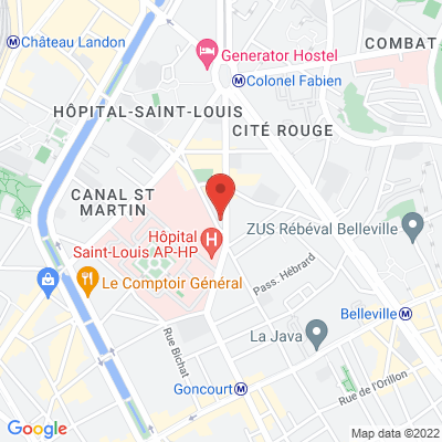 2 rue Juliette Dodu, 75010 Paris 10e