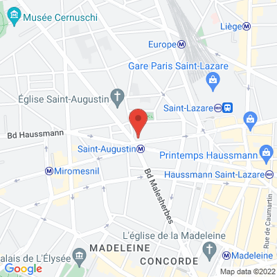 6 Place Saint-Augustin, 75008 Paris 8e