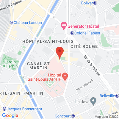 23 rue Juliette Dodu, 75010 Paris 10e