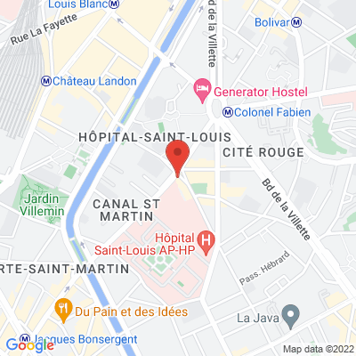 33 rue Juliette DODU, 75010 Paris 10e