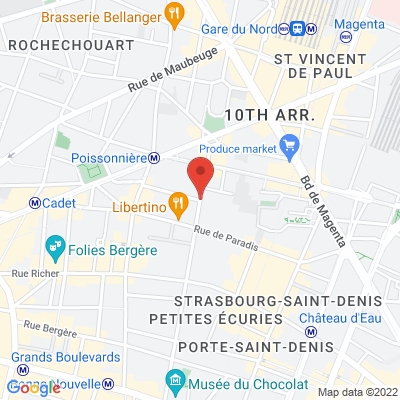 1 rue des Messageries, 75010 Paris 10e