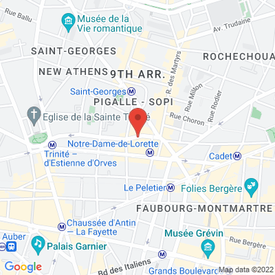 Place Blanche, 75009 Paris 9e