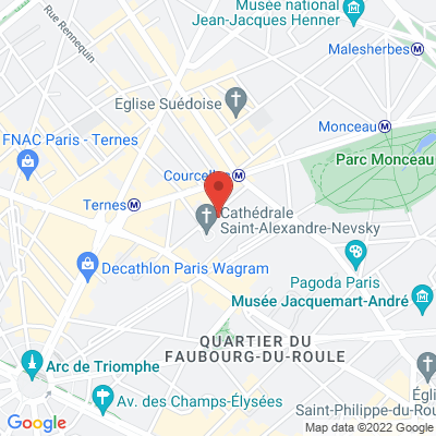 14 RUE DARU, 75008 Paris 8e