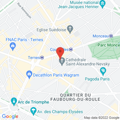 4 rue Pierre le Grand, 75008 Paris 8e