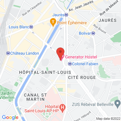 11 rue Albert Camus, 75010 Paris 10e