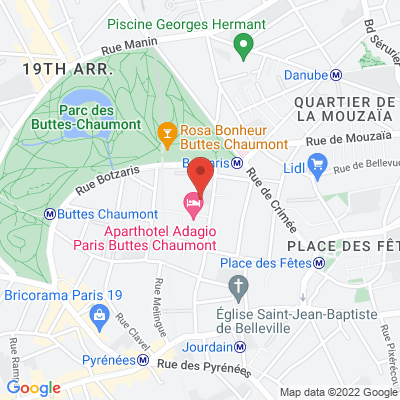 65 rue de la Villette, 75019 Paris 19e