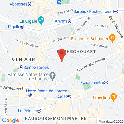 le multiplex bar 27 rue de la tour d'Auvergne, 75009 Paris 9e