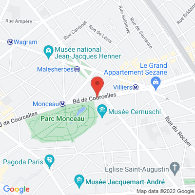 35 Boulevard de Courcelles, 75017 Paris 17e