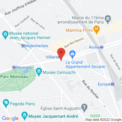 13 boulevard de Courcelles, 75008 Paris 8e